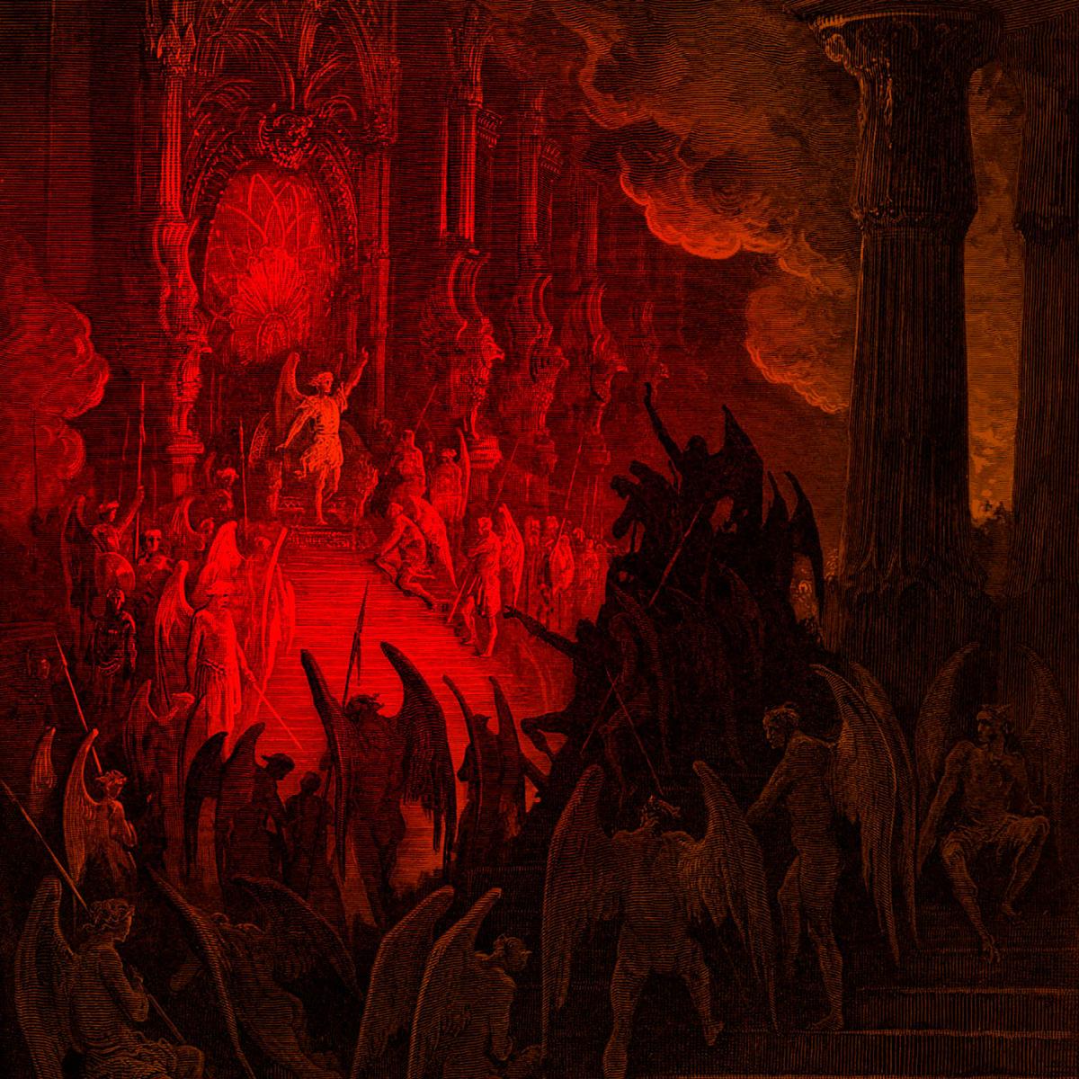 Lucifer Paradise Lost