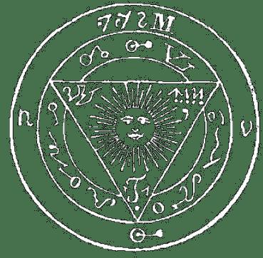 Pyramid Talisman 1