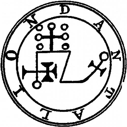 Seal of Dantalion