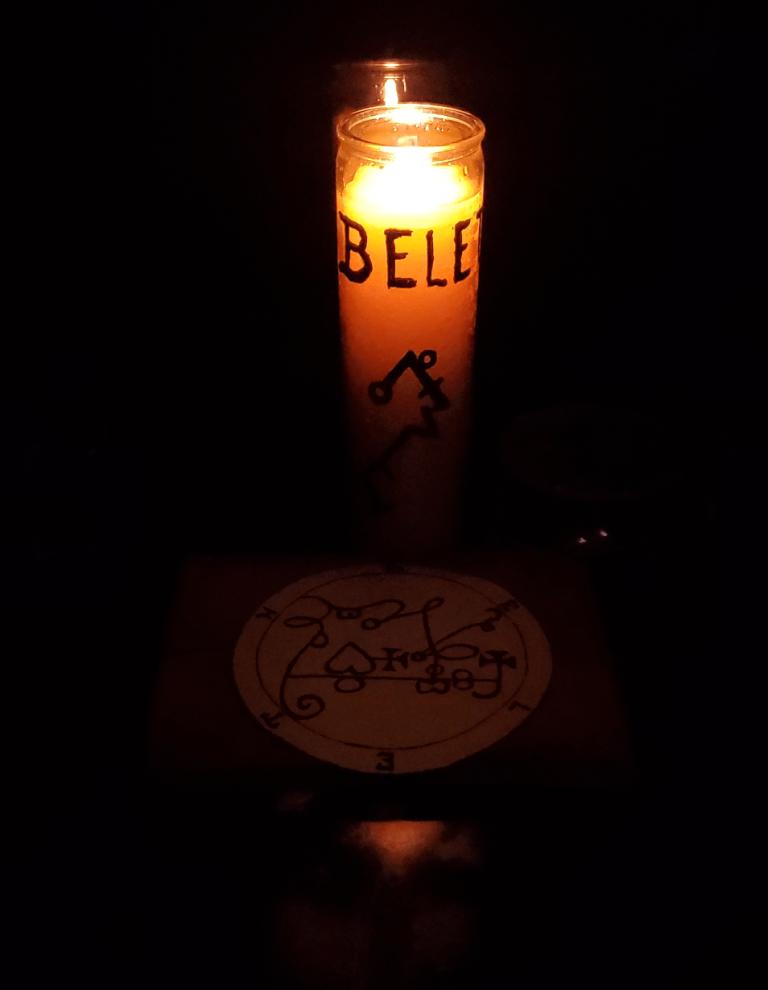 beleth ritual