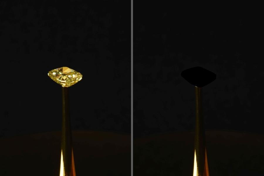 MIT Diamond Singularity