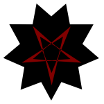 Pentagram 9A Flower